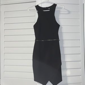 Black semi formal dress
